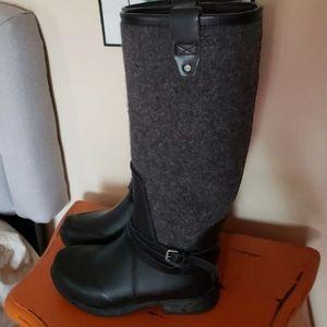 UGG Australia waterproof wool knee high rain boo
